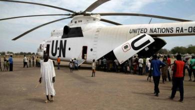 Photo de Trois morts dans le crash d'un hélicoptère de l'ONU