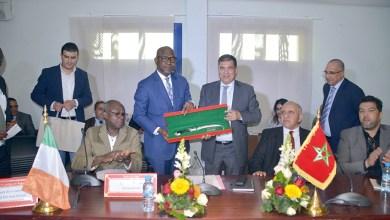Photo de Souss-Massa et San Pedro renforcent leur coopération