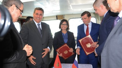 Photo de Maroc-Russie. Le renouvellement de l'accord de pêche amorcé