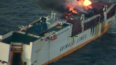 Photo de Naufrage d'un navire de commerce italien