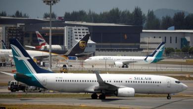 Photo de Des compagnies et des pays clouent au sol leurs Boeing 737 MAX