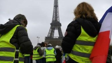 Photo de Gilets jaunes : 5 600 manifestants en France