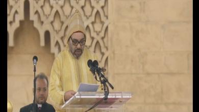 Photo de Discours du roi Mohammed VI à l'occasion de la visite du pape François au Maroc