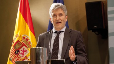 Photo de Douane de Mélilia. L'Espagne et le Maroc œuvrent pour une solution équitable