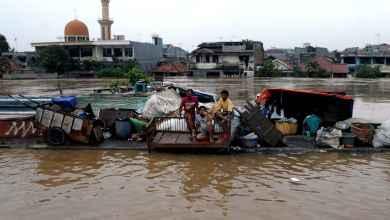Photo de Indonésie. Le bilan des inondations atteint 77 morts et 120 blessés