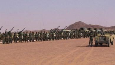 Photo de Polisario. Un capitaine déclare son intention de revenir au Maroc