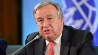 Photo de Guterres dénonce des violations du polisario