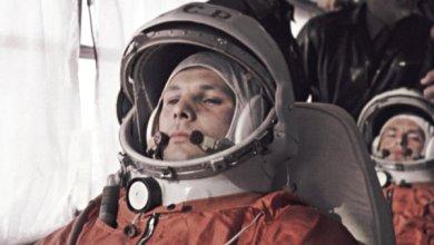 Photo de Tanger :Exposition commémorant le premier vol humain dans l'espace