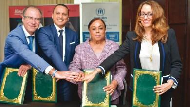 Photo de Pharma 5 s'engage pour l'insertion économique des réfugiés
