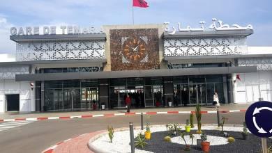 Photo de Ouverture de la nouvelle gare de Temara