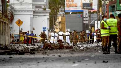 Photo de Sri Lanka. Le bilan des attentats de Pâques s'alourdit à 257 morts