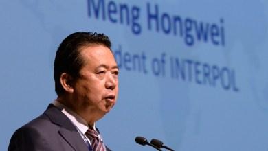 Photo de Hongwei, l'ex-patron d'Interpol, inculpé d'abus de pouvoir et de corruption