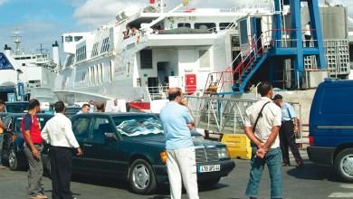 Photo de TIR de voyageurs. Algesiras exige des autocars sans bagages
