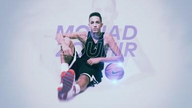 Photo de Mouad Zahir, l'espoir du Basket marocain