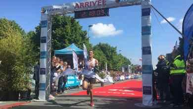 Photo de Un marocain remporte le marathon de Poitiers-Futuroscope