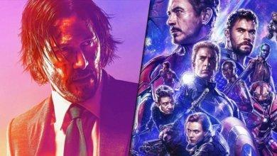 Photo de Avengers se fait doubler par John Wick au box-office US