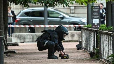 Photo de Explosion à Lyon. Trois personnes interpellées