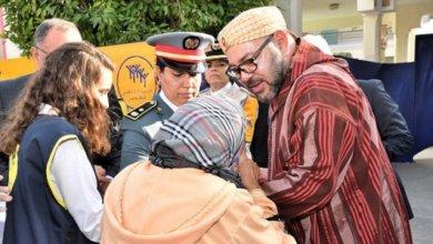 Photo de Le roi Mohammed VI lance l'opération nationale de soutien alimentaire «Ramadan 1440»