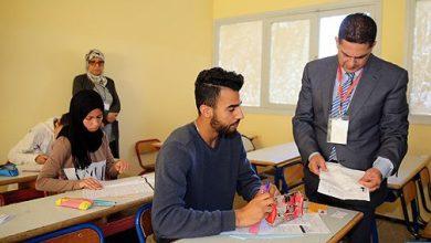 Photo de Examen régional du baccalauréat. Amzazi visite des lycées à Benslimane et Bouznika