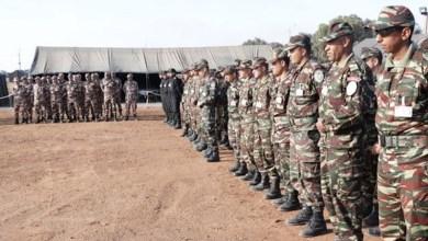 Photo de Service militaire. 133.820 candidats dont 13.614 filles veulent rejoindre la session 2019
