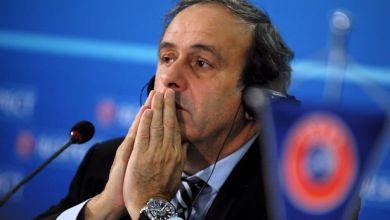 Photo de Mondial-2022. Michel Platini placé en garde à vue