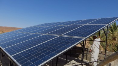 Photo de 30.000 exploitations agricoles au Maroc équipées en panneaux photovoltaïques