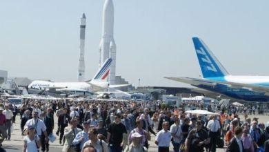 Photo de Participation du Maroc au Salon  International de l'Aéronautique du Bourget