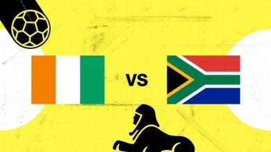 Photo de Afrique du Sud-Côte d'Ivoire : choc entre deux équipes en quête de gloire perdue