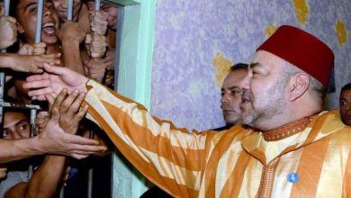 Photo of Aid Al fitr : Grâce royale pour 755 personnes dont des détenus des « hirak »