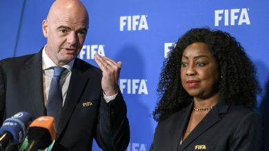 Photo de La N°2 de la FIFA supervisera une CAF au coeur de la polémique