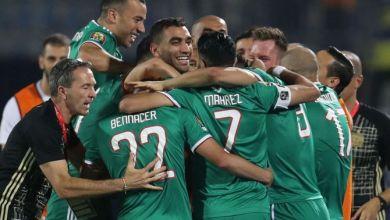 Photo de L'Algérie et le Sénégal en huitièmes !