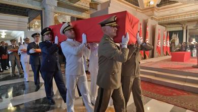 Photo de La Tunisie rend un dernier hommage au président Essebsi