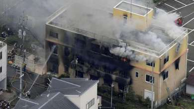 Photo of 24 morts dans l'incendie d'un studio d'animation à Kyoto