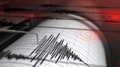 Photo de Indonésie. Alerte au tsunami après un fort séisme