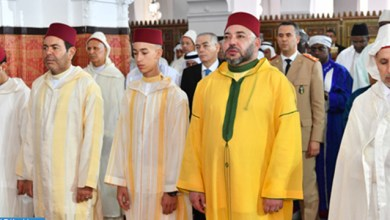 Photo de Le Roi accomplira la prière de l'Aïd Al Adha à la mosquée Hassan II de Tétouan