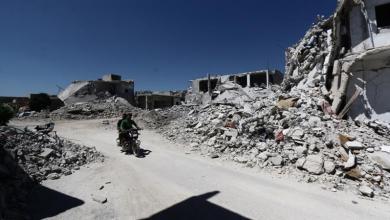 Photo de Syrie: arrêt des frappes aériennes sur Idleb après l'entrée en vigueur d'un cessez-le-feu