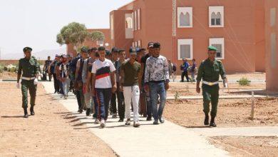 Photo de Service militaire obligatoire : 900 candidats accueillis à Oujda