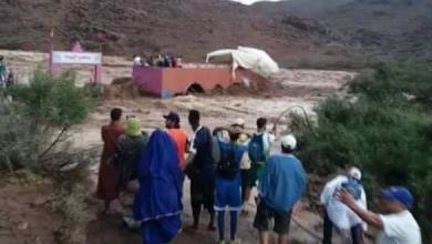Photo de Inondations à Taroudant: La préfecture mobilise les moyens humains et logistiques