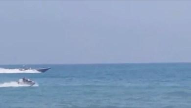 Photo de Vidéo. Un Marocain tente de rejoindre l'Espagne en Jet-ski