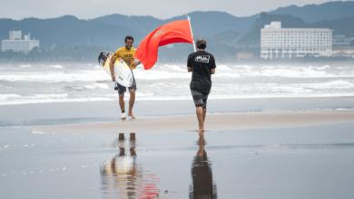 Photo de Surf : Le marocain Ramzi Boukhiam qualifié pour les JO 2020