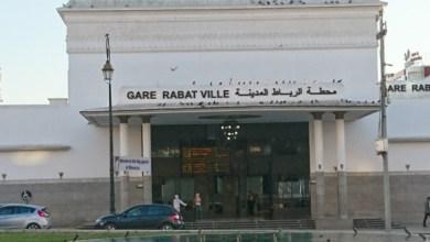 Photo de Accident de chantier à la gare de Rabat : 2 morts et plusieurs blessés