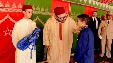 Photo de Al Haouz : Plus de 110.000 bénéficiaires de l'initiative royale «Un million de cartables»