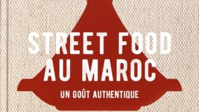 Photo de «Street food au Maroc, un goût authentique», la cuisine marocaine captée en livre