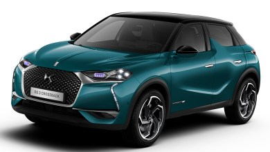 Photo de DS3 Crossback: Petit SUV, grand art