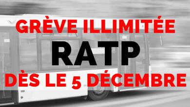 Photo de Le 5 décembre 2019: Une grève qui paralyserait la France
