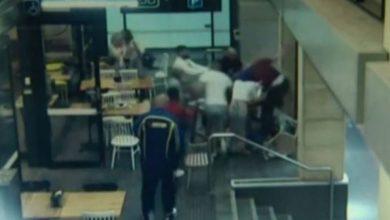 Photo de Vidéo choc. Agression islamophobe contre une femme enceinte à Sydney