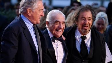 Photo de Martin Scorsese déconseille de visionner The Irishman sur téléphone