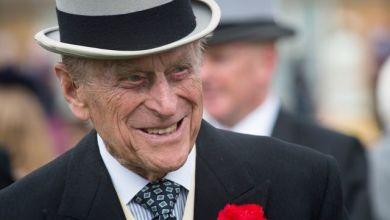 Photo de Le prince Philip hospitalisé à Londres