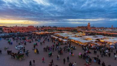 Photo de Marrakech, parmi les villes les moins coûteuses au monde