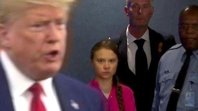 Photo de Trump conseille à Greta Thunberg de se «détendre» et d'aller au cinéma